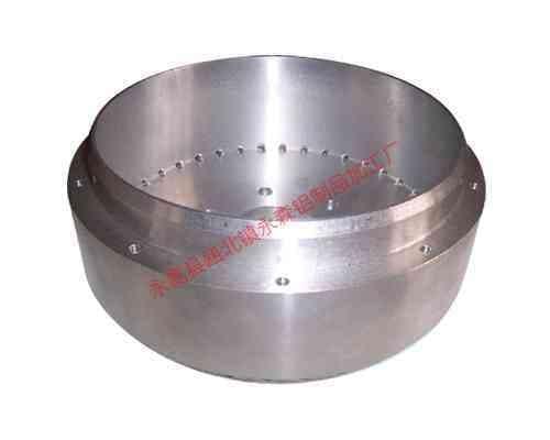 灌装机铝铸件