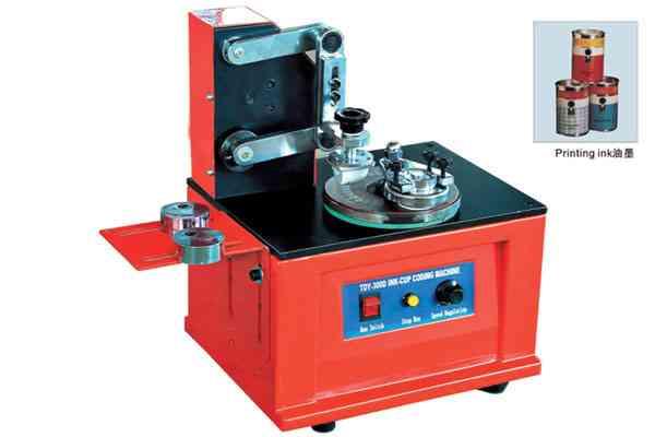 TDY-300D祥搏油杯式印码机